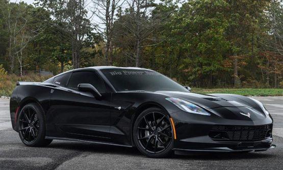 Rent a Corvette Z06